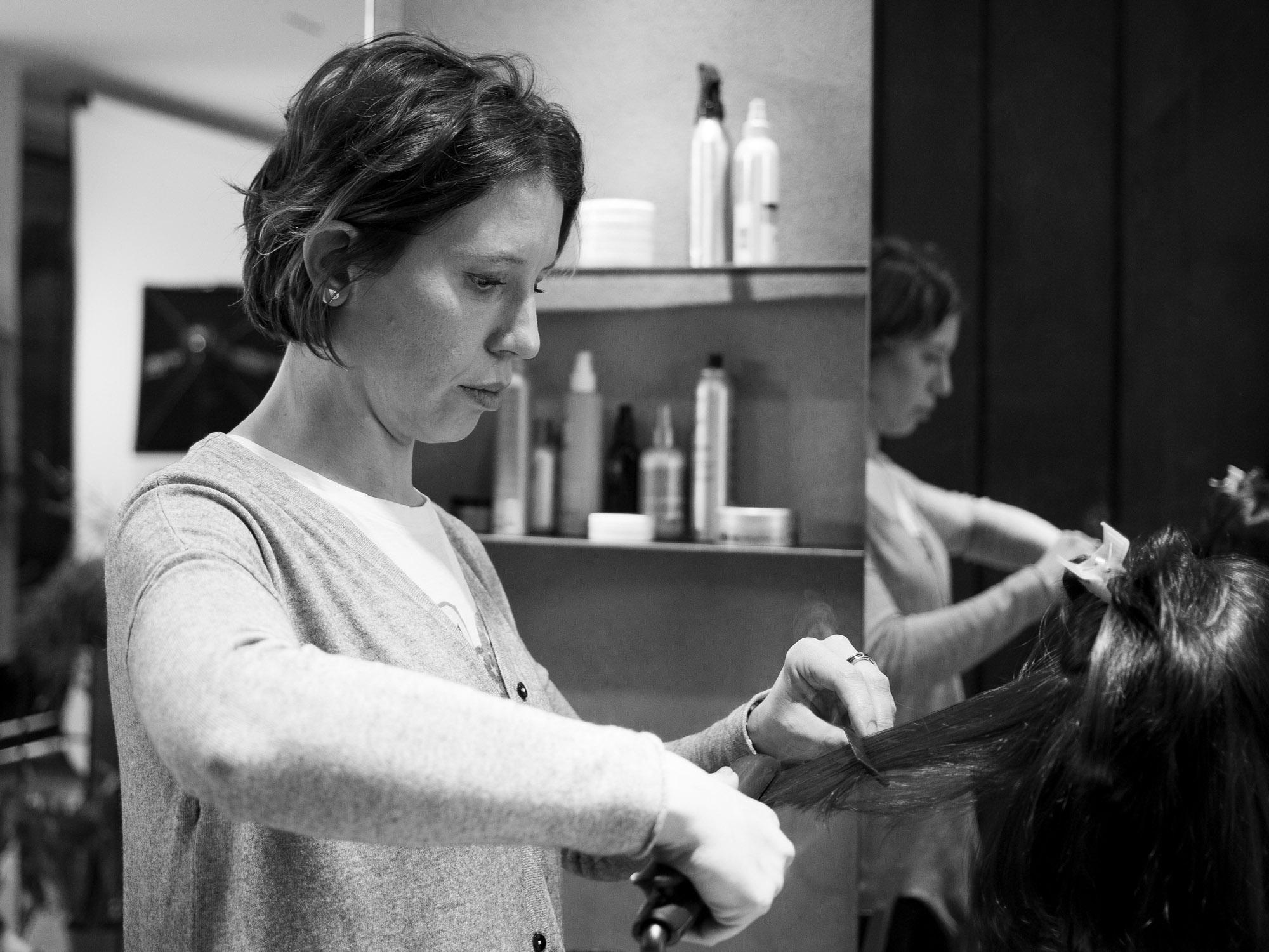 Parrucchiere da donna a Macerata